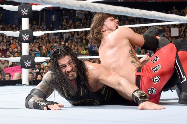 reigns styles payback