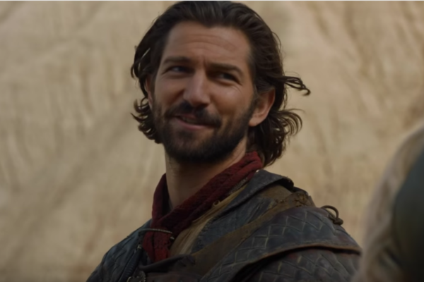 Daario Naharis Game Of Thrones