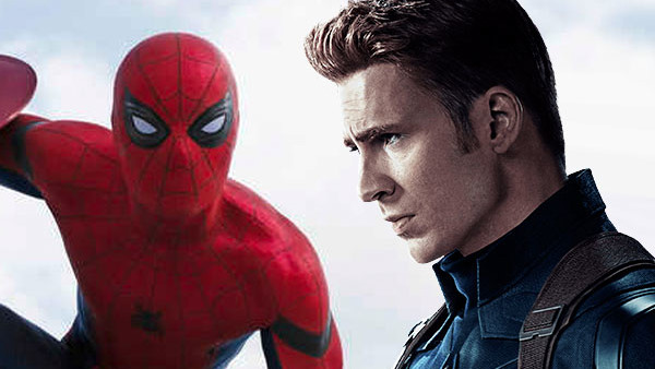 Chris Evans Wants Captain America In Spider-Man: Homecoming