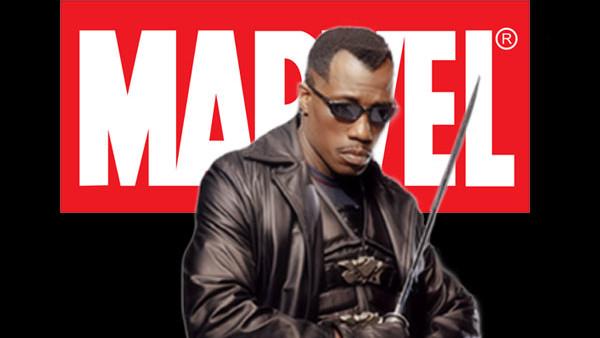 Blade Marvel Wesley Snipes