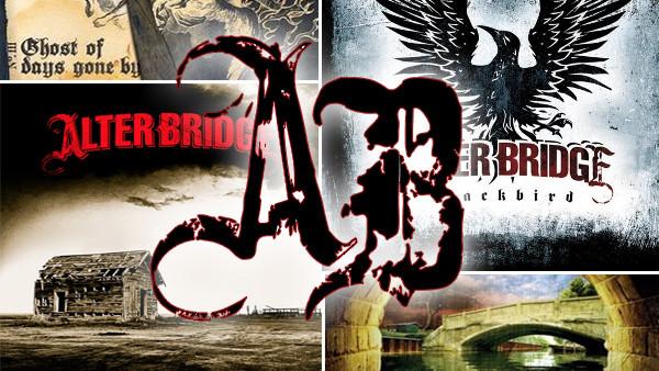 Alter Bridge albums