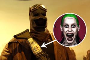 Batman V Superman Joker Card