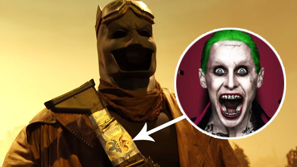 Batman V Superman: New Joker Easter Egg Spotted