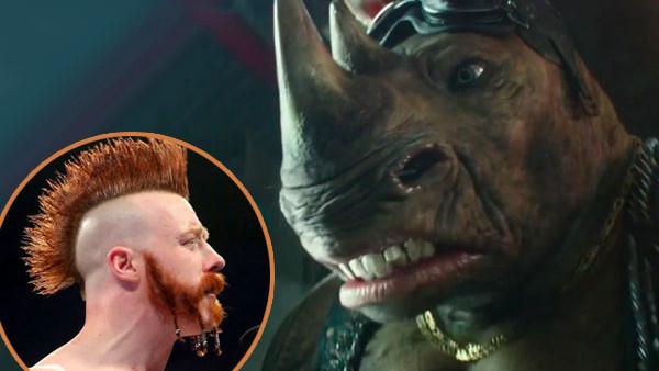 Wwe Star Sheamus Steals The Show In Teenage Mutant Ninja Turtles 2
