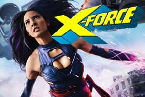 Psylocke X Force