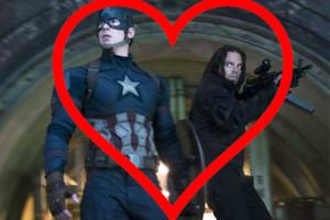 Captain America Bucky