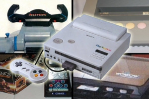 cancelled video game consoles