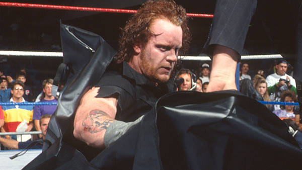 The Undertaker Body Bag