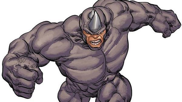 Spider Man Rhino
