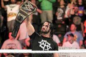Seth Rollins WWE Title