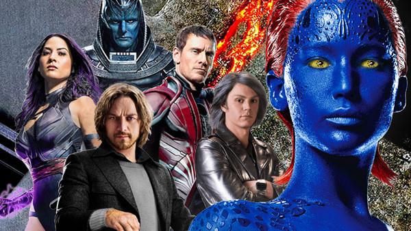 X Men Characters Female X-Men: Apocalypse - Ev...