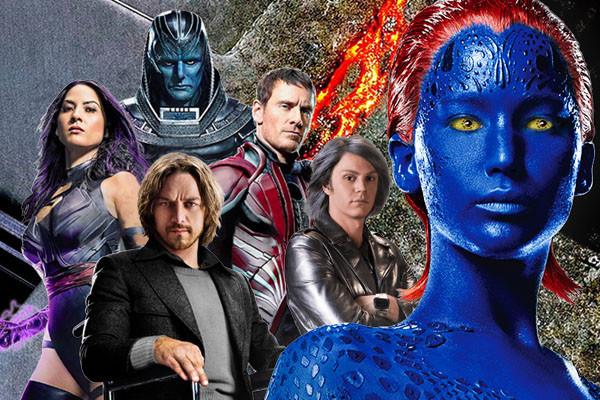 X Men Girl Characters X-Men: Apocalypse - Ev...
