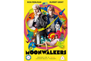 MoonWalkers DVD