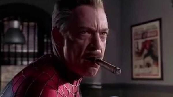 J.J. Jameson Spidey Suit Spider-Man 2