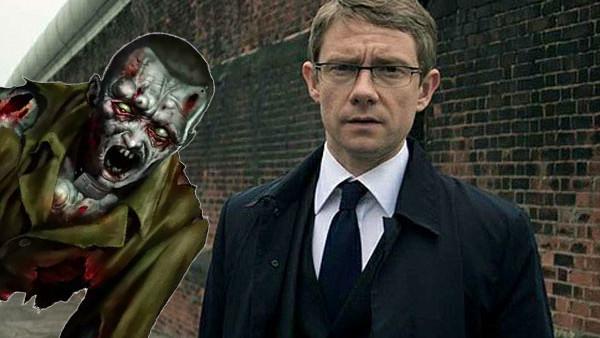 Martin Freeman Zombie