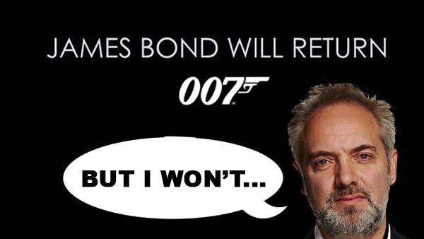 SAM MENDES BOND