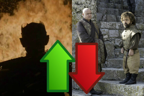 Game of Thrones Night's King Varys Tyrion