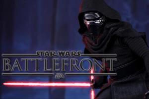 star wars battlefront kylo ren