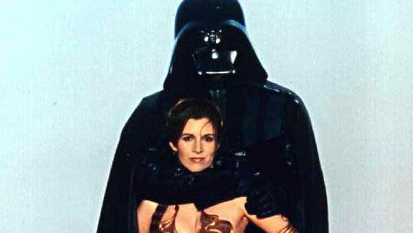 Carrie Fisher Thought George Lucas Was Joking About The Gold Bikini In Return Of The Jedi