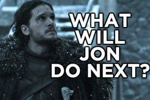 Game of Thrones Jon Snow question