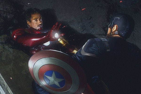 Iron Man Cap Concept