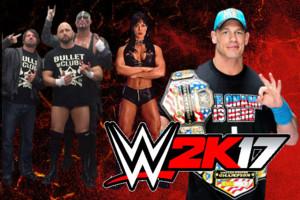 WWE 2K17 DLC