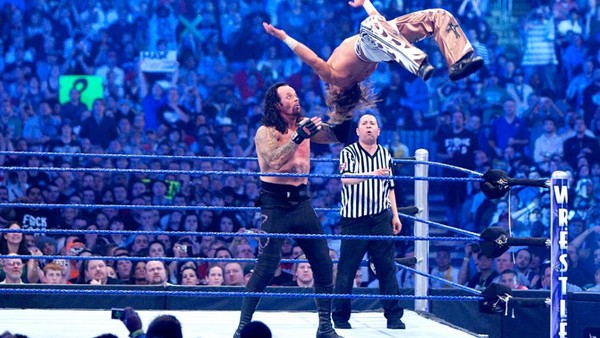 10 Wrestlers Who Had Their Best Match Against Shawn Michaels – Page 10