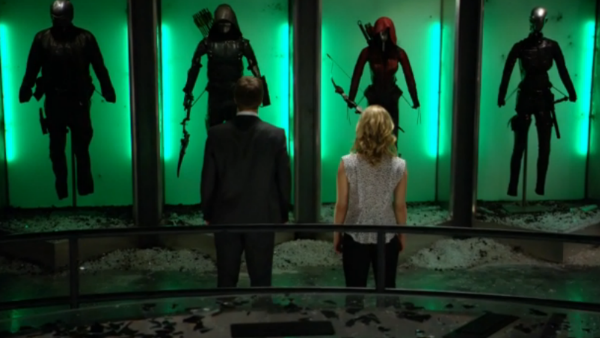 Arrow Lair Felicity Oliver