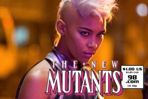 The New Mutants Storm