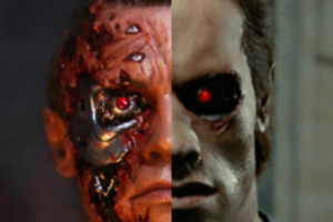 Terminator 1 T2 Arnie