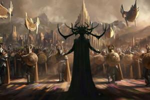 Thor Ragnarok Concept