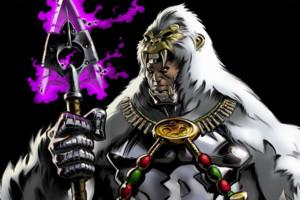 Man Ape Black Panther