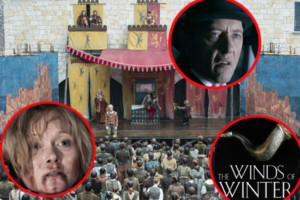 Game of Thrones play Essie Davis Richard E. Grant Winds of Winter