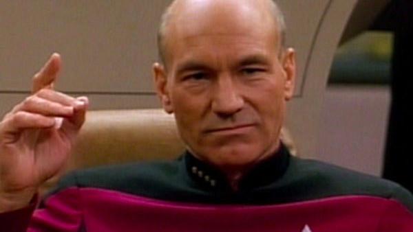 Picard Patrick Stewart