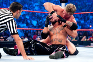 Chris Jericho Rey Mysterio Extreme Rules 2009