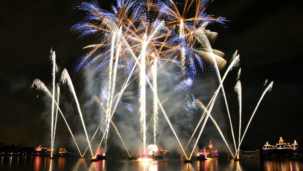 Epcot World Showcase Illuminations