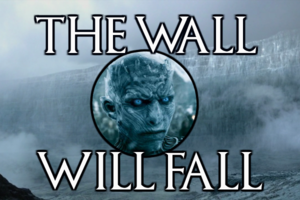 Game of Thrones Night's King The Wall