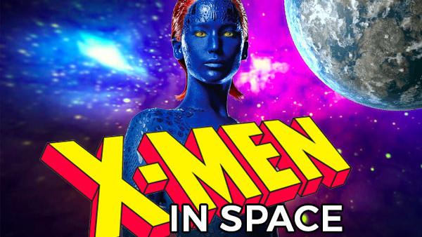 X-Men space