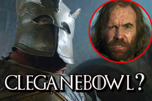 Game of Thrones Gregor Mountain Hound CleganeBowl