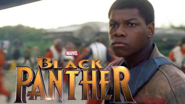 John Boyega Black Panther