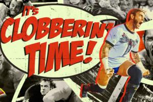 cm punk clobberin time
