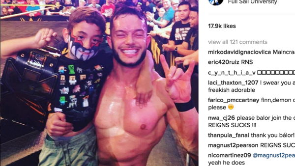 25 Most Revealing WWE Instagram Posts Of The Week (May 22nd