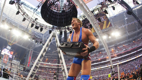 Jack Swagger Money in the Bank WrestleMania XXVI