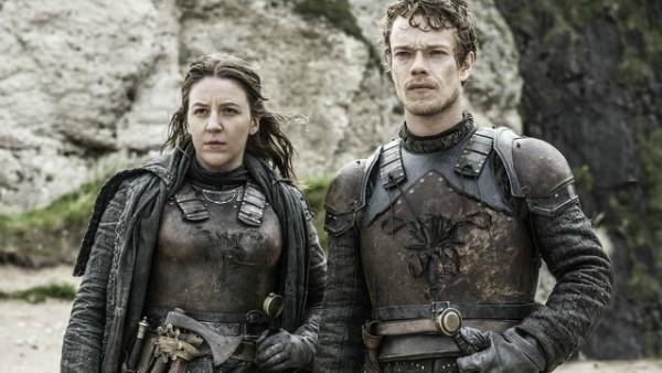 Game of Thrones Theon Yara Greyjoy
