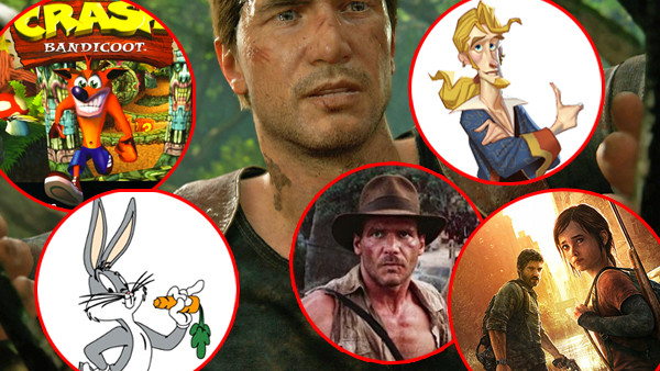 uncharted 4 easter eggs