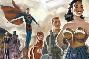 The New Frontier DC Comics