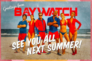 Baywatch The Rock
