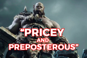 WARCRAFT REVIEWS