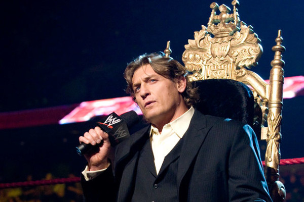 William Regal King of the Ring