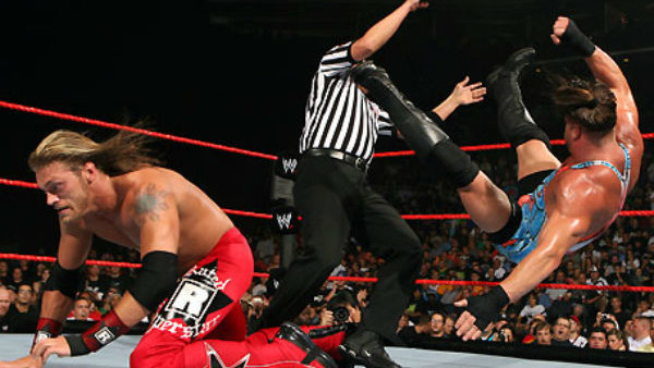 10 Great Matches From WWE Vengeance PPVs – Page 10